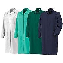 ISACCO - Bata De Trabajo Para Mujeres - Talla - XL - Color - Verde