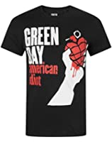 Green Day Hommes American Idiot T-Shirt