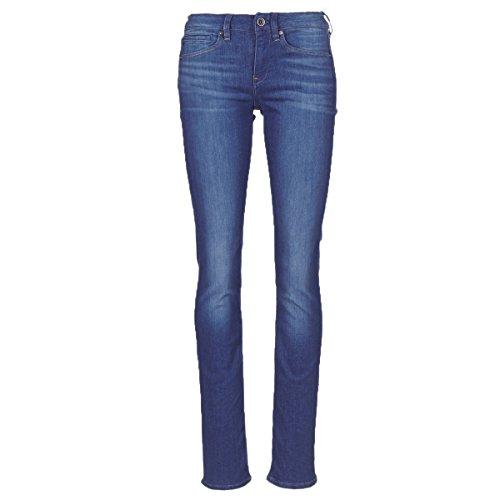 hot sale online 34cb1 f5aeb G-STAR RAW Midge Mid Straight Wmn, Jeans Donna