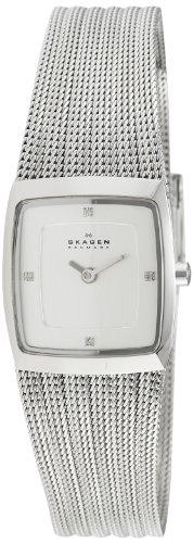 Skagen Steel 380XSSS1- Orologio da donna