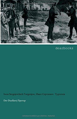 Der Duellant: zweisprachige Ausgabe