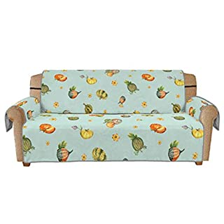 Timitai Practical Household pumpkin Anti-Slip Quilted Sofa Couch Cover Chair Pet Dog Kids Mat Furniture Protector