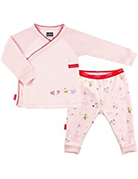 Kushies Baby-Girls Newborn 2 Piece Set Bedtime Stories