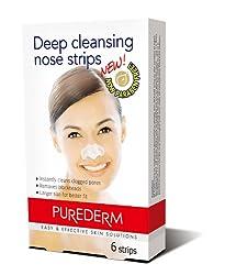Purederm Deep Cleansing Nose Pore Strips