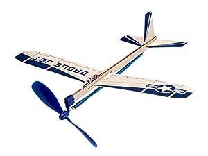 Revell-BalsaBirds Sky Soarer Avión de Madera de balsa, Color Beige (24313)