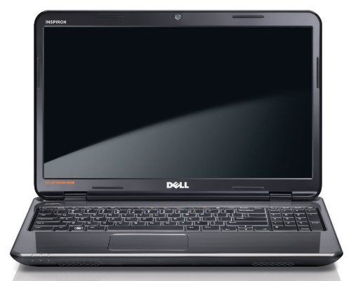 Dell Inspiron 15R-N5010 39,6 cm (15,6 Zoll) Laptop (Intel Pentium P6100, 2GHz, 4GB RAM, 320GB HDD, ATI HD 5470, DVD, Win7 HP) schwarz - Dell Hp-computer