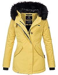 Suchergebnis auf für: damen mantel gelb Navahoo