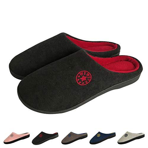 Inverno pantofole da casa per uomo ultra-leggero confortevole e antiscivolo ciabatte da uomo per casa uomo donna pantofole unisex adulto scarpe pantofole uomo invernali