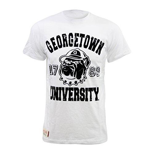 American Freshman JUNIPER TEE SHIRT Herren T-Shirt Georgetown University Neu