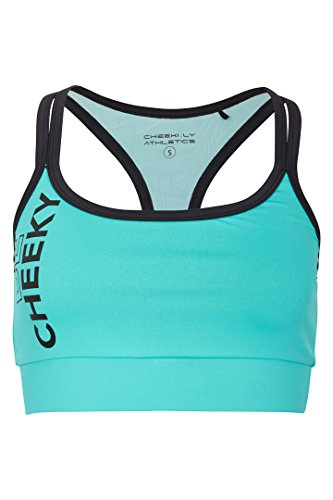 CHEEKI. LY ATHLETICS Damen Sport-top und Bra Key Largo bermuda
