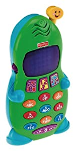 Fisher-Price Mattel - Telefono Aprendizaje 21-2829G