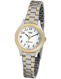 CASIO 19430 LTP-1128G-7B - Reloj Señora cuarzo brazalete metálico ...