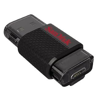 Clé USB 2.0 à double connectique SanDisk Ultra 16Go (SDDD-016G-G46) (B00HR7K7M0) | Amazon price tracker / tracking, Amazon price history charts, Amazon price watches, Amazon price drop alerts