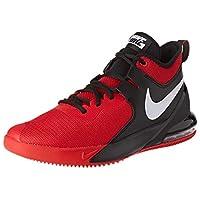 حذاء اير ماكس امباكت من نايك, (Red (University Red/White-Black 600)), 8 UK