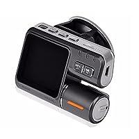 prettygood7 Car DVR Camera Dash Cam +Rear View Car Stereo I1000 Full HD 1080P 2.0