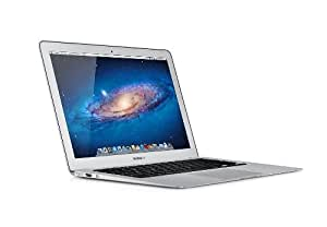 Apple MacBook Air MD231D/A 33,8 cm (13,3 Zoll) Notebook (Intel Core i5 3427U, 1,8GHz, 4GB RAM, 128GB Flashspeicher, Intel HD 4000, Mac OS)