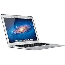 Apple MacBook Air MD231D/A 33,8 cm (13,3 Zoll) Notebook (Intel Core i5 3427U, 1,8GHz, 4GB RAM, 128GB Flashspeicher, Intel HD 4000, Mac OS)