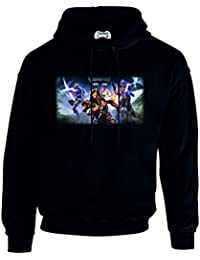 Destiny Fighters Fanart Adults Hoodie