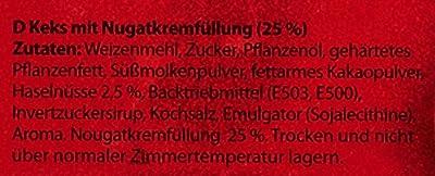Göteborgs Ballerina Nougat, 6er Pack (6 x 180 g)