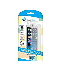 ZYNK CASE TEMPERED GLASS FOR LENOVO A6600