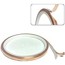 3M Scotch 1181 cribado cinta adhesiva de cobre cinta de papel de cinta de cobre de 5 mm x 5 metros