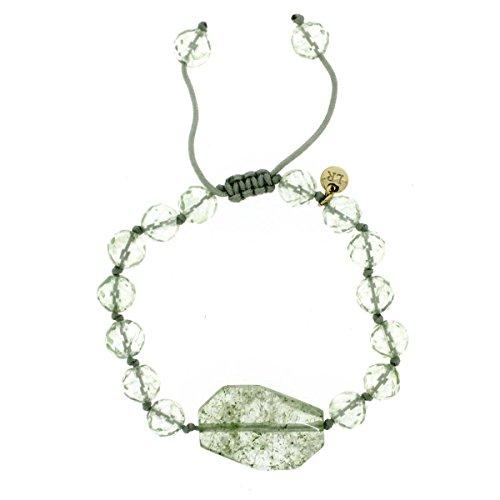 Lola Rose Armband Thandie Smaragd Grün Rock Kristall (Kostüm Schmuck Smaragde)