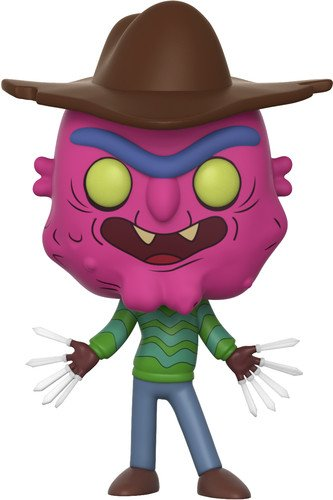 Funko Pop! - Rick & Morty Scary Terry Figura de Vinilo (12599)