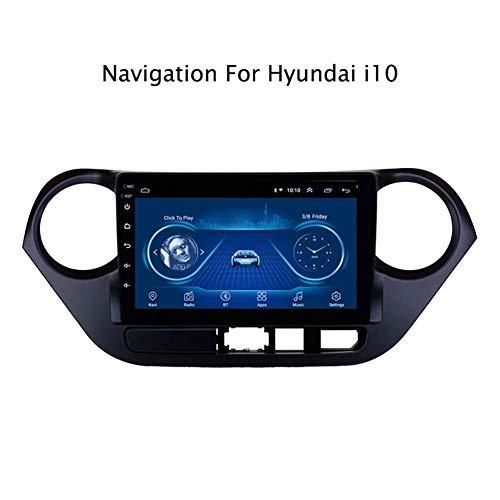 Android 8.1 Autoradio 9 Zoll Touchscreen Radio für Hyundai i10 2013-2016 Unterstützt Bluetooth DAB + CD DVD WiFi Android Auto USB Din