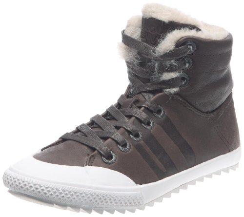 Groundfive Kwid, Damen Sneakers Dunkelbraun