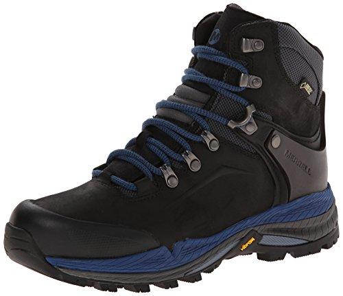 Merrell - Crestbound Gtx, Scarpe da trekking da donna Nero (Nero (Black/Blue))