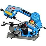Promac 348C metal sierra de cinta, 230V, 0.37kW, Capacidad de corte Diámetro 100Mm (2unidades)