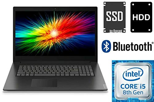 "LENOVO V320-17IKB - INTEL CORE i5 - 128GB SSD + 1000GB HDD - 8GB DDR4-RAM - WINDOWS 10 PRO - 44cm (17.3"" LED TFT) DISPLAY MATT"