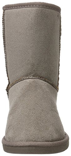 Canadians - Boots, Stivali a metà gamba con imbottitura pesante Donna Marrone (Braun (430 TAUPE))