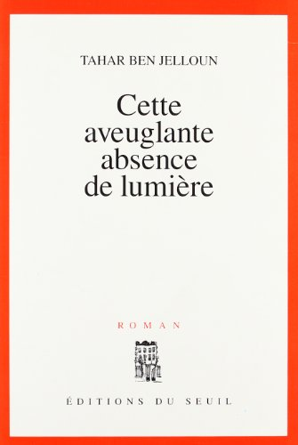 Cette Aveuglante Absence De Lumiere [Pdf/ePub] eBook