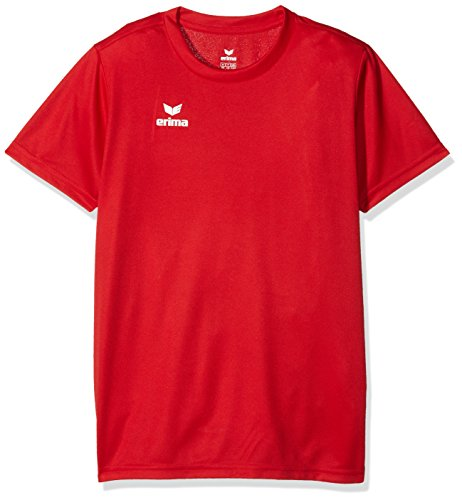 Erima Kinder Funktions Teamsport T-Shirt, rot, 152