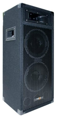 500W DJ Party Lautsprecher Box doppel 8