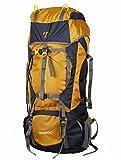 TRAWOC 60L Travel Backpack for Outdoor Sport Camp Hiking Trekking Bag Camping Rucksack