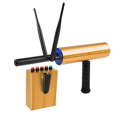 Eboxer Professioneller Handmetalldetektor 3D-Gold-Silber-Kupfer-Scanner Metalldetektor (Gold) Garrett Scanner