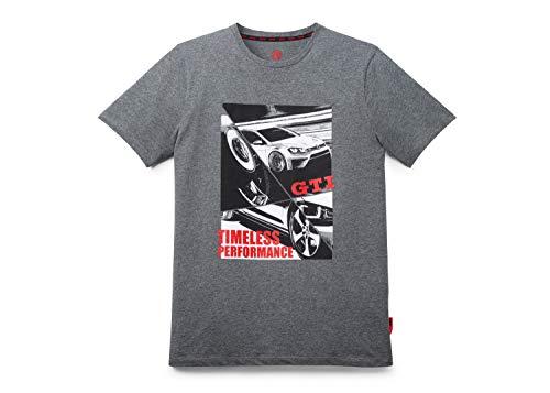 Volkswagen VW Herren GTI T Shirt Timeless Performance S M L XL XXL XXXL 5KA084200 T-Shirt (XXXL)