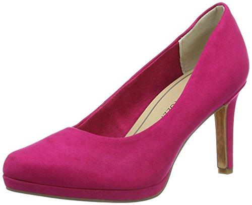 Marco Tozzi 22414, Zapatos de Tacón para Mujer, Rosa (Pink 510), 39 E