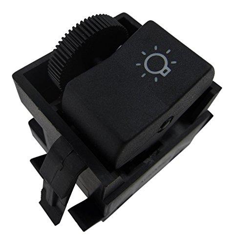 Lichtschalter Hauptschalter Schalter Scheinwerfer 8-Pol 8Pol