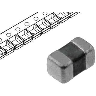 10x CAN0001 Varistor zinc-oxide SMD 0603 14VAC 18VDC 22pF 15mJ CAN0001DP AVX