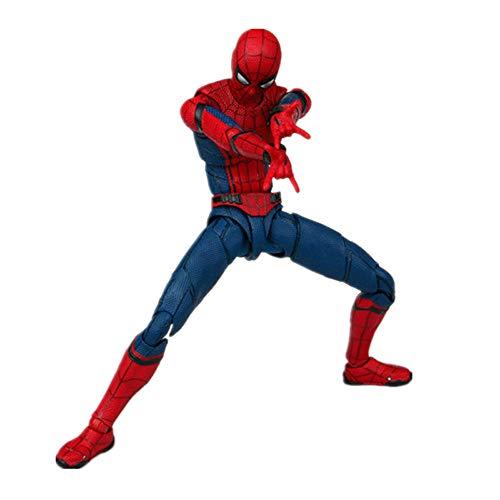 WYGG-Hand Spider Man Heimkehr Der Spiderman PVC Action Figure Collectible Modell Spielzeug 15 cm /&