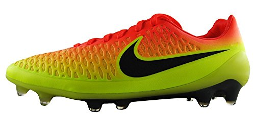 Nike Herren Magista Opus Fg Fußballschuhe Naranja (Naranja (Ttl Crmsn/Blck-Vlt-Brght Ctrs))