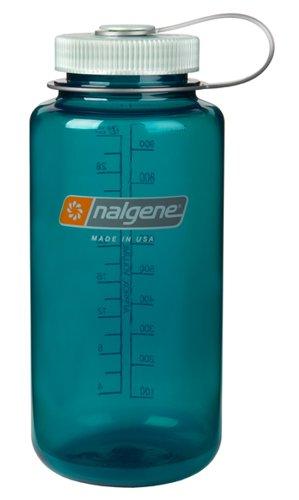 Nalgene Trinkflasche Wide Mouth 1 L Türkis 1 Liter