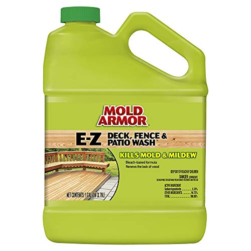 Home Armor FG505 E-Z Deck and Fence Wash, 1-Gallon by Home Armor -