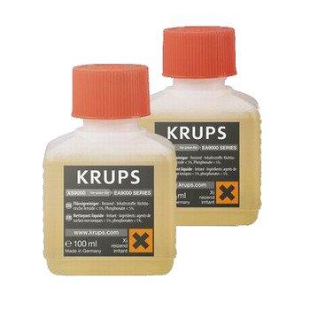 Price comparison product image Krups XS 9000 Flüssigreiniger 2x