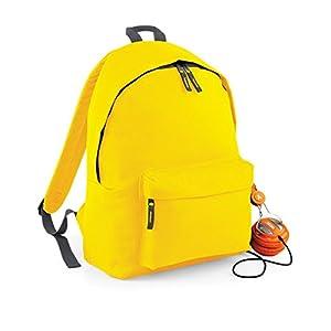 Mochila original de BagBase para niños, ideal para ir al colegio azul marino