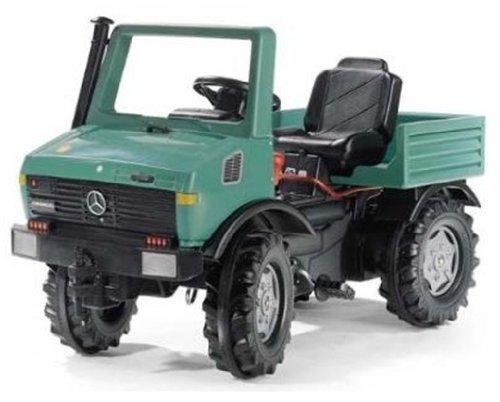 Rolly Toys Anhänger Rolly Toys 036622 - Unimog grün