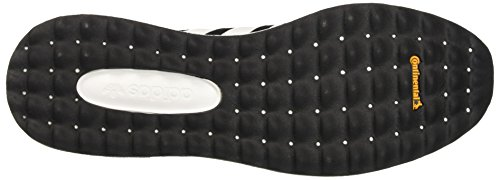 adidas Los Angeles, Unisex adulto Scarpe da corsa Cblack/Vinwht/Eqtblu
